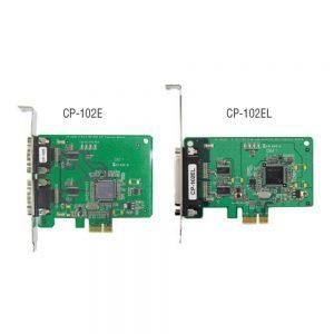 Image of CP-102E / CP-102EL - PCIe Serial Card