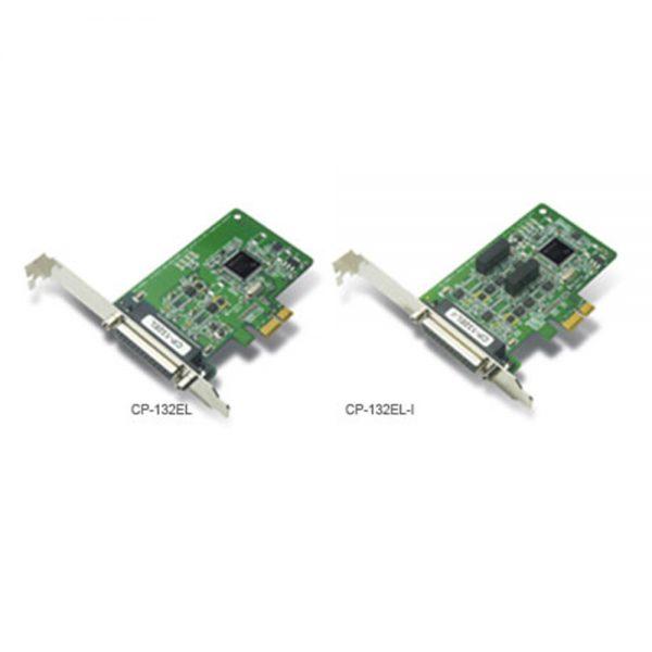 Image of CP-132EL / CP-132EL-I -w RS-422/485 based PCIe RS485 Card.