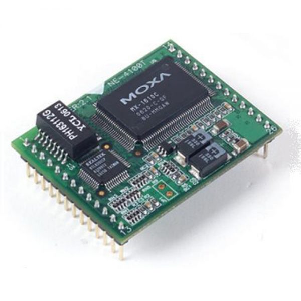 Image of NE-4100T - embedded serial to ethernet module