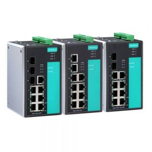 image of EDS-510A Series- Industrial grade managed ethernet switch