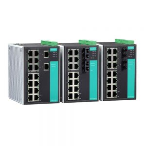 Image of EDS-516A - Industrial grade managed ethernet switch