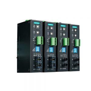 Image of ICF-1150 series- serial to fiber converter, dual serial ports