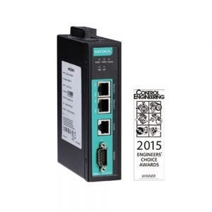 Image of MGate 5105-MB-EIP Series - Modbus to EtherNet/IP converter
