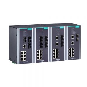 Image of PT-510 series - iec 61850-3 ethernet switch.
