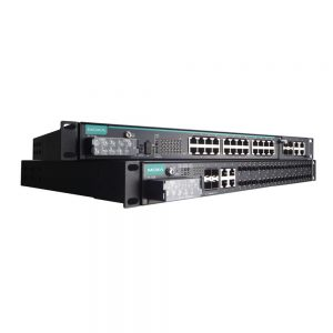 Image of PT-7528 Series Rackmount iec 61850-3 ethernet switch.