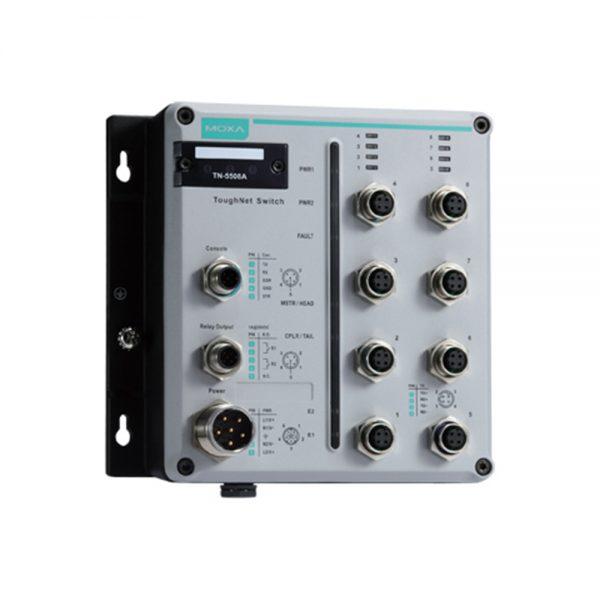 Image of TN-5508A Series EN50155 Switch