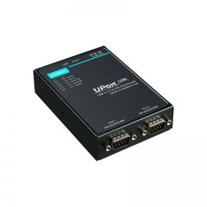 Image of UPORT 1250i - 2 serial Ports based isolated USB to serial converter
