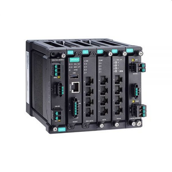 Image of MDS-G4012, Industrial Ethernet Switch