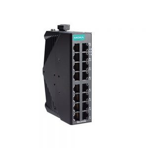 Image of EDS 2016-ML - 16-port Unmanaged Industrial Ethernet Switch