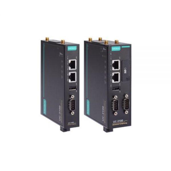 Image of UC-3100 series Atex Certified IIOT Gateway computer
