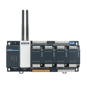 ADAM-3600 - 8AI/ 8DI/ 4DO/ 4-Slot IO Modbus/BACnet/101/104/DNP3/PLC/Azure/AWS IoT RTU