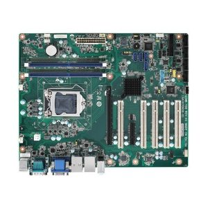 Industrial Motherboard -B-706 : LGA1151 8th / 9th Generation Intel® Core™ i7/i5/i3/Pentium®/Celeron® ATX with DVI/VGA, DDR4, SATA 3.0, USB 3.1 & 6 COMs