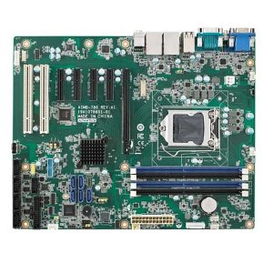 AIMB-786 -Industrial Motherboard -LGA1151 8th/9th Generation Intel® Core™ i7/i5/i3/Pentium®/Celeron® ATX with Triple Display, DDR4, USB 3.1, SATA 3.0