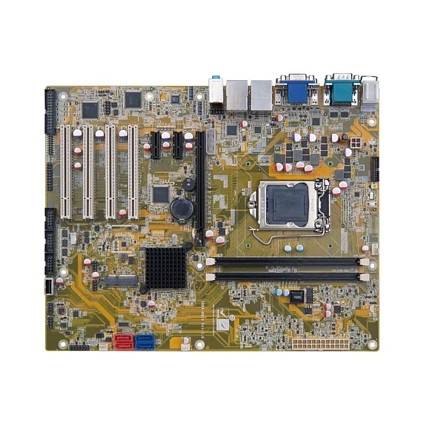 IMBA-H810 - Industrial Motherboard supports 22nm LGA 1150 4th generation Intel® Core™ i7/i5/i3, Pentium® and Celeron® CPU with Intel® H81, DDR3, VGA/DVI-D/iDP, Dual Intel® PCIe GbE, USB 3.0, SATA 6Gb/s, HD Audio and RoHS