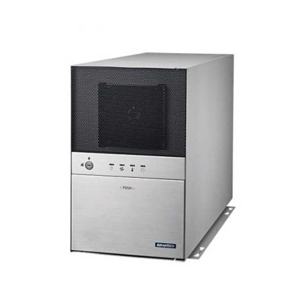 """IPC-7130 - Desktop/Wallmount Chassis for ATX/MicroATX Motherboard with Dual Hot-Swap 3.5"""" Drive Bays"""