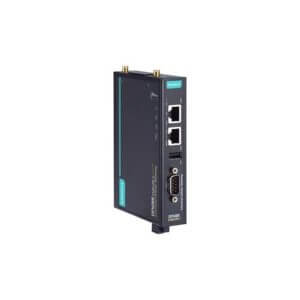 OnCell 3120-LTE-1 - Industrial LTE Cat 1 cellular gateway