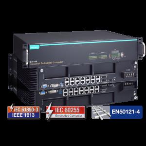da-720 IEC-61850 Compliant Industrial Computer