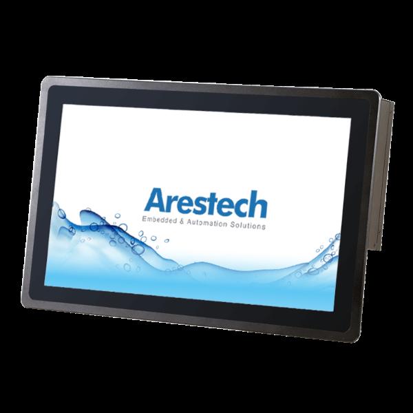 "PPC-J217RW - 21.5"" True Flat Fanless Aluminum IP65 Protection Touch Panel PC"