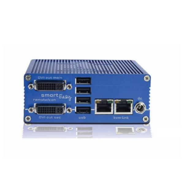smart easy dual KVM Extender