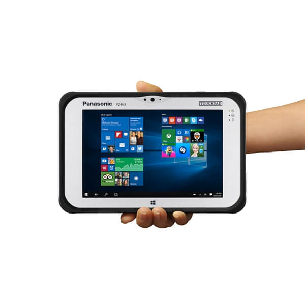 FZ-M1 - Fully rugged Windows® tablet