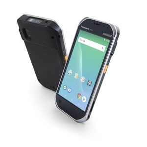 """FZ-T1 - 5"""" Android rugged handheld"""