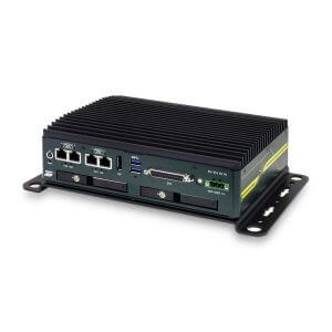 NRU-120S - Rugged GPU System - NVIDIA® Jetson AGX Xavier™ AI NVR for Intelligent Video Analytics