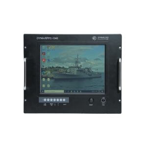 """DYNA-RPPC-1040-i5 - 10.4"""" Rugged Panel PC With TouchScreen"""